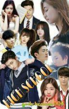 HIGH SCHOOL by geekcheonsa1004