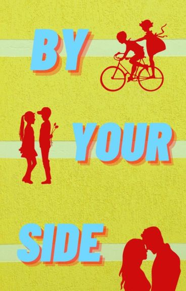 By Your Side. (Sequel to Art Girl and Wolf Boy)