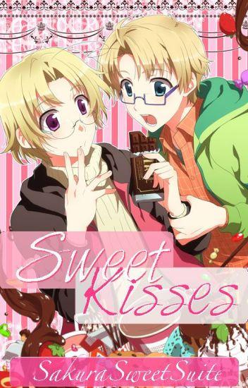 Sweet Kisses「AmeCan Fanfic」