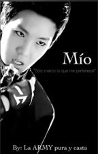Mío - (J-Hope y Tú) OneShot by ARMYS_Love_BTS