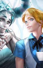 Crazy Alice by OldTimeWriterReader
