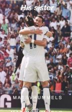 His sister|Cristiano Ronaldo| by matsvhummels