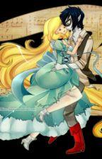 tu eres mía princesa by kyn-fym
