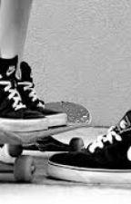 O Idiota Com Um Skate by aliele936