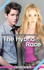 The Hybrid Race (Maximum Ride & Percy Jackson Crossover) by GreekGeek01