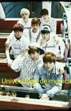Universidad De Musica (BTS, Got7 Y Tu) by SashaNahir