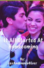 It All Started At Homecoming by JaxAndEmma4Ever