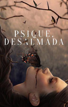 Psique, desalmada by mercuriosidad