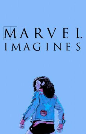 Marvel Imagines by Tony_Loki