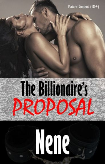 The Billionaire's Proposal: The Kyle And Nyla Story#1 (Published |Sample)