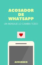 acosador de whatsapp © ( yaoi / gay ) by Alister96neko