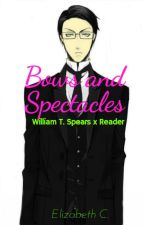 Bows and Spectacles (Nerdy William T. Spears X Reader) by KiyomiMizuki