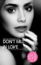 Don't Fall In Love (AHS Fanfic)  by LoudlyCasualStranger
