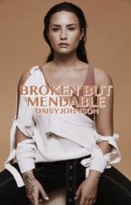 Broken But Mendable  ❭ Demi Lovato [2] by -DAISYJOHNSON
