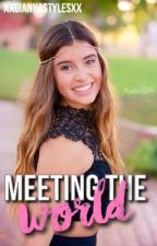 Meeting The World  | Girl Meets World [SU] by xxgiannastylesxx