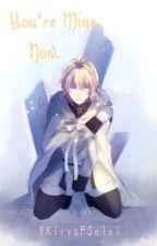 You're Mine, Now.  ( Mikaela Hyakuya x Reader ) by KiryaFSeiei