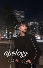 apology + junhoe by anonnoying