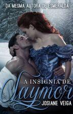A Insígnia de Claymor by JosianeVeiga