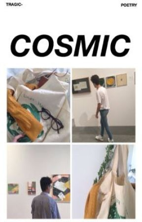 cosmic ↠ poetry by tragic-