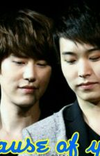 BECAUSE OF YOU by 137kyumindoy