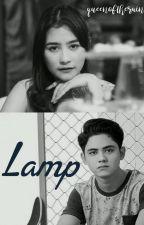 Lamp by queenoftherain