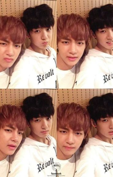 [Longfic Vkook - BTS] [NC-17] When I am in love with you.