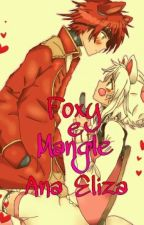 Foxy E Mangle... by Eliza_sama