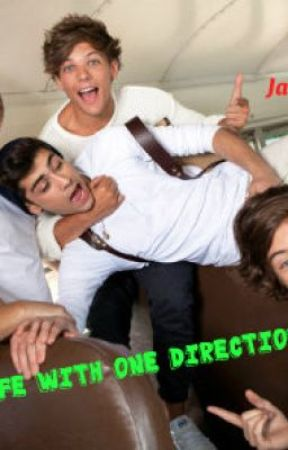Life With One Direction by jazzy125