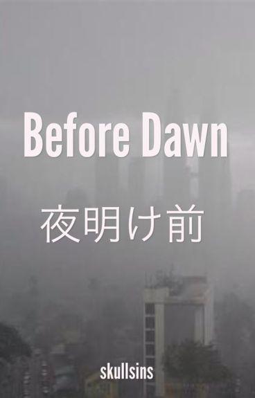 before dawn ≫ p.j & m.y ≫ yoonmin