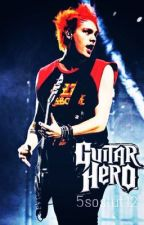 Guitar Hero // Michael Clifford by 5soslut12