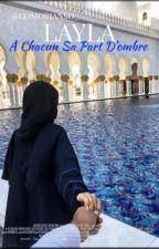 Najwa- « ta fais tout sa pour lui »  by Batwomen_EnJilbeb