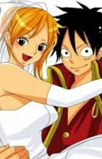 me gustas nami x luffy by lindaluz6