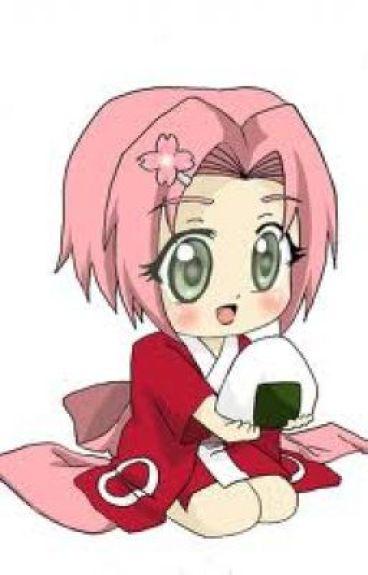 Little Sakura and Konoha 12