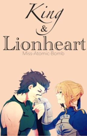 King and Lionheart by Miss-Atomic-Bomb
