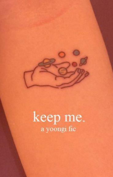 keep me一 m.yoongi