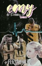 (2)EMY||Marco Reus by mxde-in-drtmnd