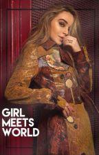 Girl Meets World | L. Dunbar [1] by xpunkqueenx