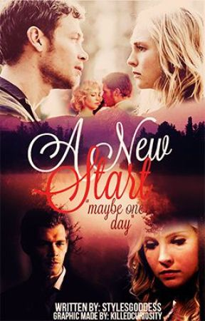 A New Start -Short Story- (Vampire Diaries Fanfic