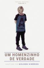 O Pequeno Macho de Verdade by Erosargent