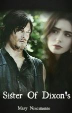Sister Of Dixon's by MaryNascimento9