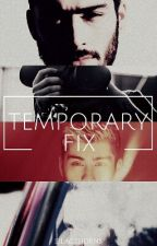 Temporary Fix [Ziam] by lilacthorns