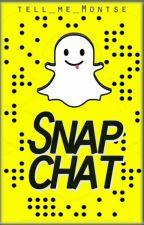 Snapchat ; Malum [ EDITANDO ] by tell_me_Montse