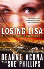 LOSING LISA: Intuitive Investigator Series, Book One by GillianDoyle_author