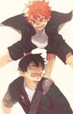 Let's Play a Game!- KageHina by Pierce_Kokoro