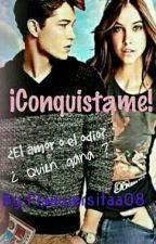 ¡Conquistame!  by Eliza-Beth08
