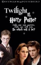Twilight vs Harry Potter by ravenclaw_potterhead