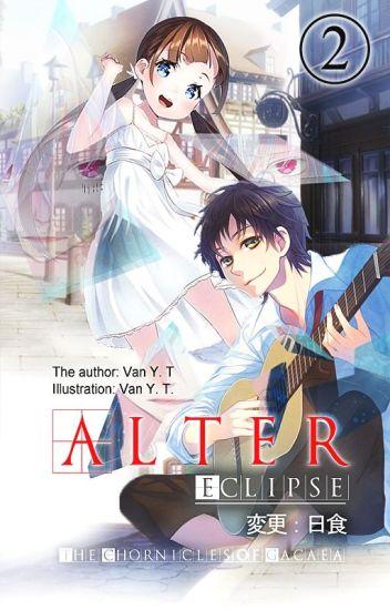 Alter: Eclipse | Book 1 | English Light Novel