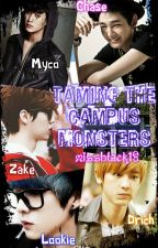 Taming the Campus Monsters ♥ by MissElevenEleven
