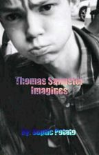 Thomas Sangster Imagines by SepticPotato