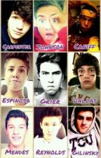 Magcon Boy oneshots by reading_ismylife13